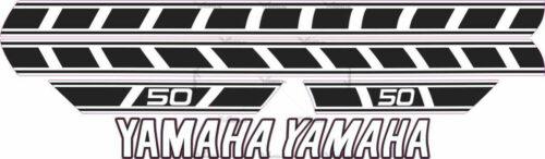 Комплект наклеек Yamaha RD-50
