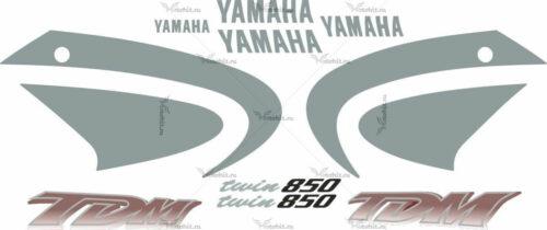Комплект наклеек Yamaha TDM-850 1999