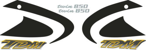 Комплект наклеек Yamaha TDM-850 2000