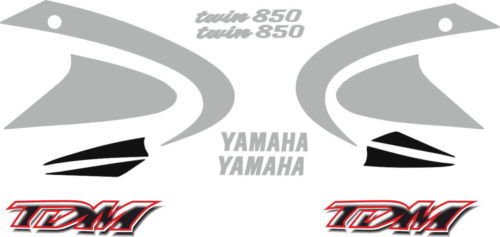 Комплект наклеек Yamaha TDM-850 2000-2001