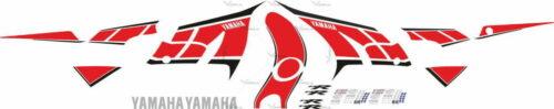 Комплект наклеек Yamaha TZR-SW