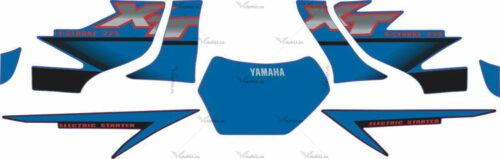 Комплект наклеек Yamaha XT-225 2002