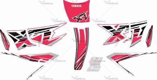 Комплект наклеек Yamaha XT-600 1998-1999