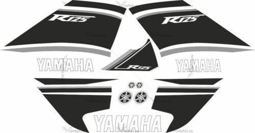 Комплект наклеек Yamaha YZF-125-R 2008