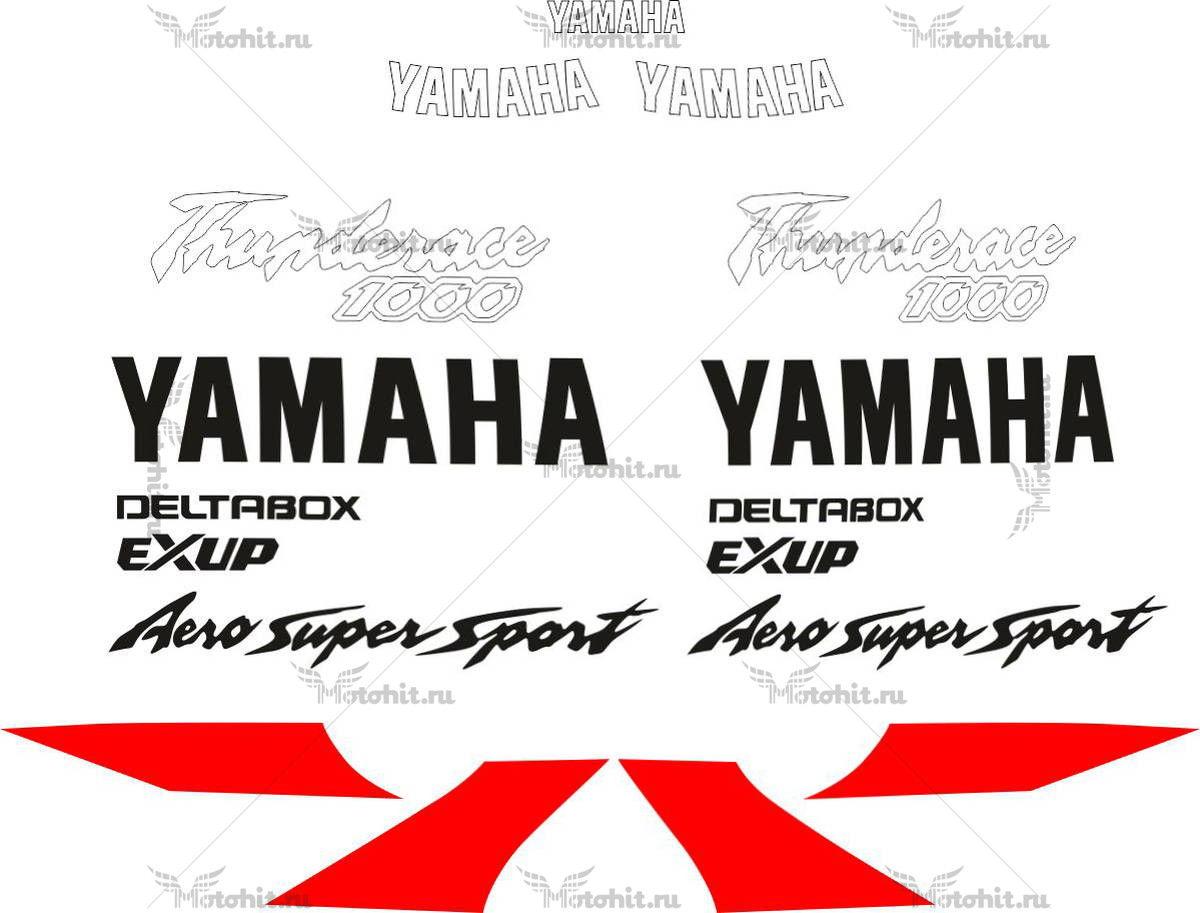 Комплект наклеек Yamaha YZF-1000-R 1996-2003 THUNDERACE