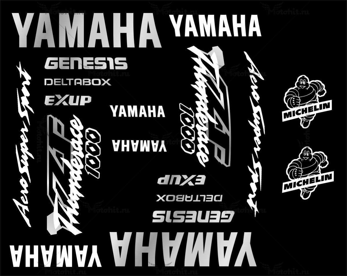 Комплект наклеек Yamaha YZF-1000 THUNDERACE-PROMO