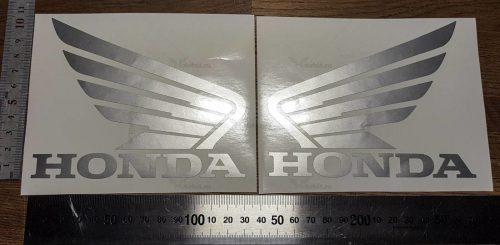Крылья Honda на бак
