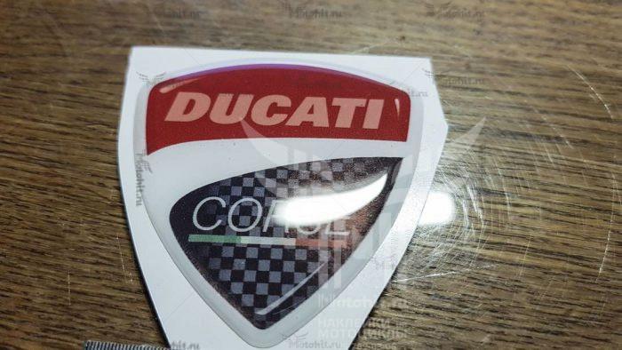 Ducati Corse со смолой