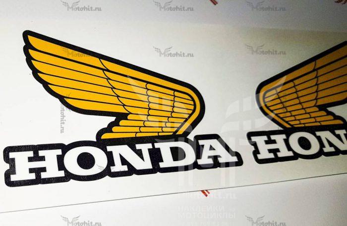 Крылья Honda