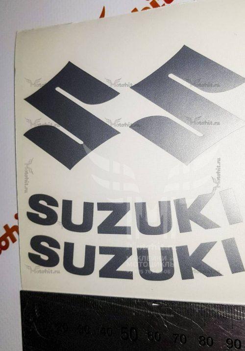 Комплект лого Suzuki