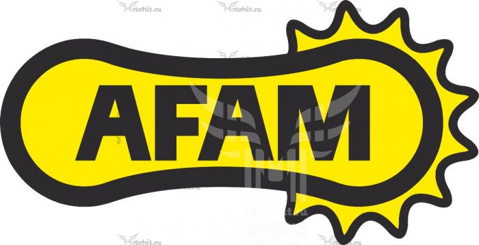 AFAM BLACK YELLOW