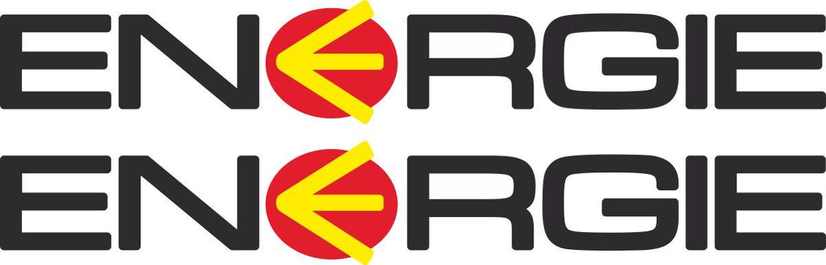 Наклейка логотип ENERGIE