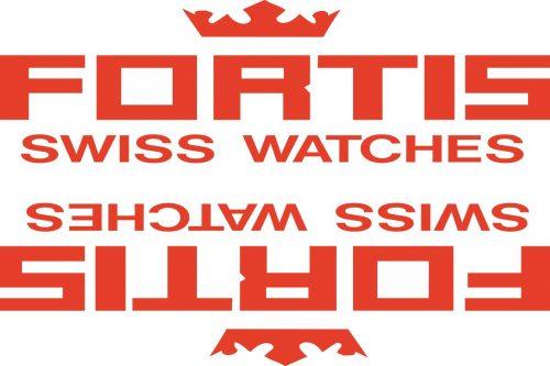 Наклейка логотип FORTIS