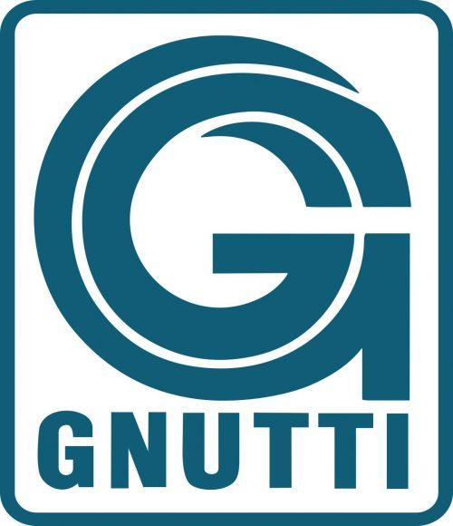 Наклейка логотип GNUTTI