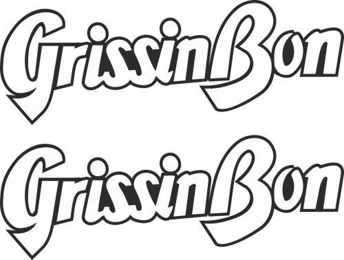 Наклейка логотип GRISSINBON