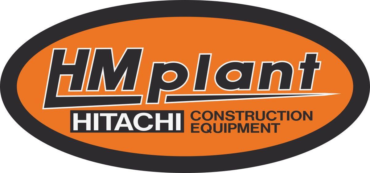 Наклейка логотип HM-PLANT