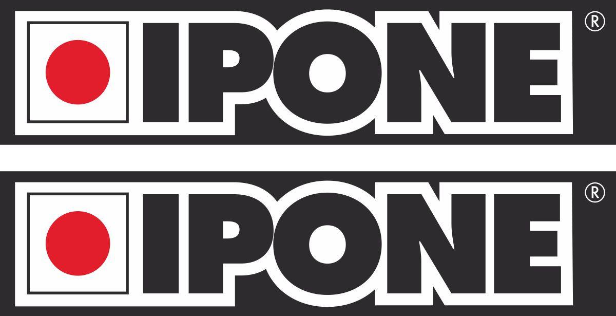 Наклейка логотип IPONE