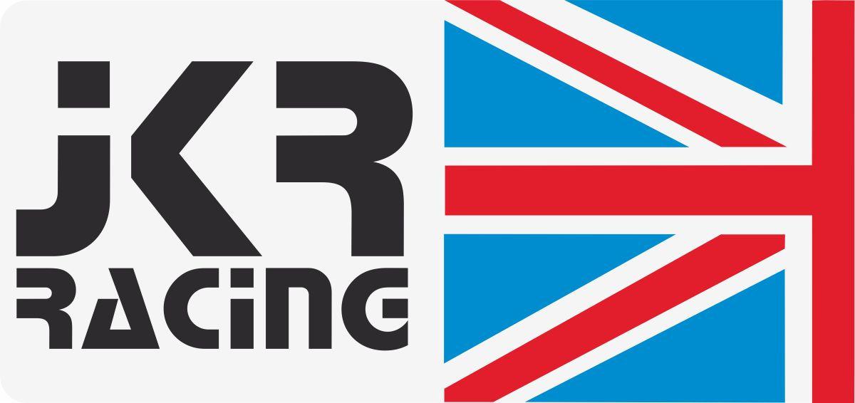 Наклейка логотип JKR-RACING