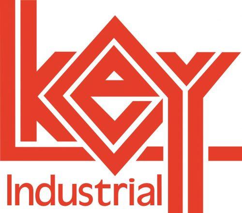 Наклейка логотип KEY-INDUSTRIAL