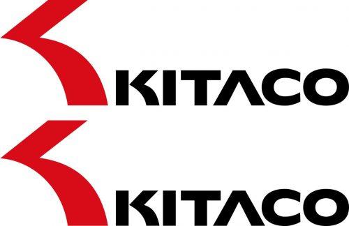 Наклейка логотип KITAKO