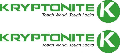 Наклейка логотип KRYPRONITE