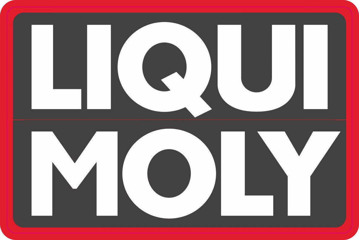 Наклейка логотип LIQUI-MOLY
