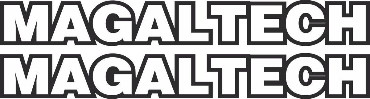 Наклейка логотип MAGALTECH