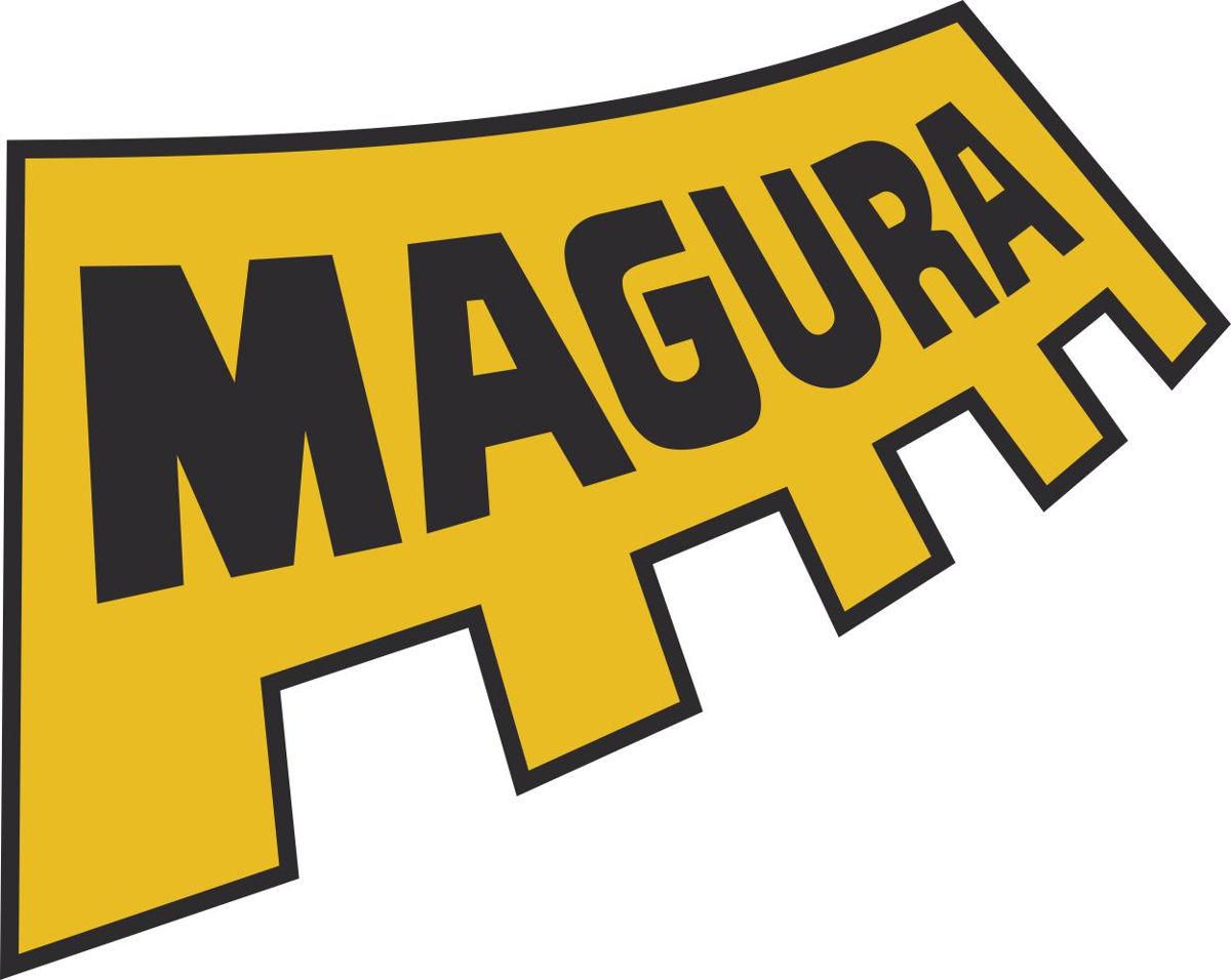 Наклейка логотип MAGURA