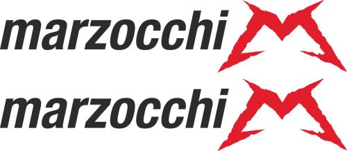 Наклейка логотип MARZHOCCHI