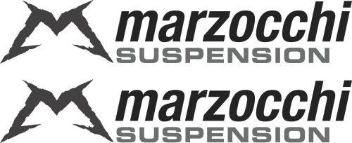 Наклейка логотип MARZHOCCI-SUSPENSION