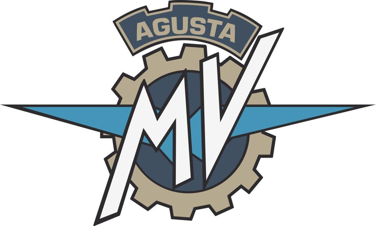Наклейка логотип MECHANICAL-VELVET-AGUSTA