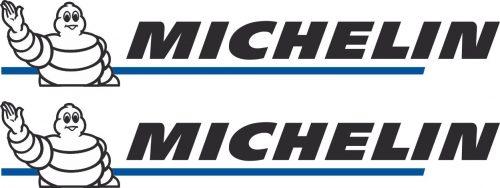 Наклейка логотип MICHELIN-2