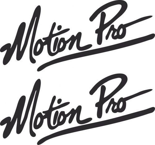 Наклейка логотип MOTION-PRO
