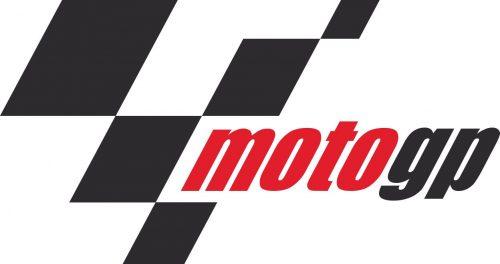 Наклейка логотип MOTO-GP