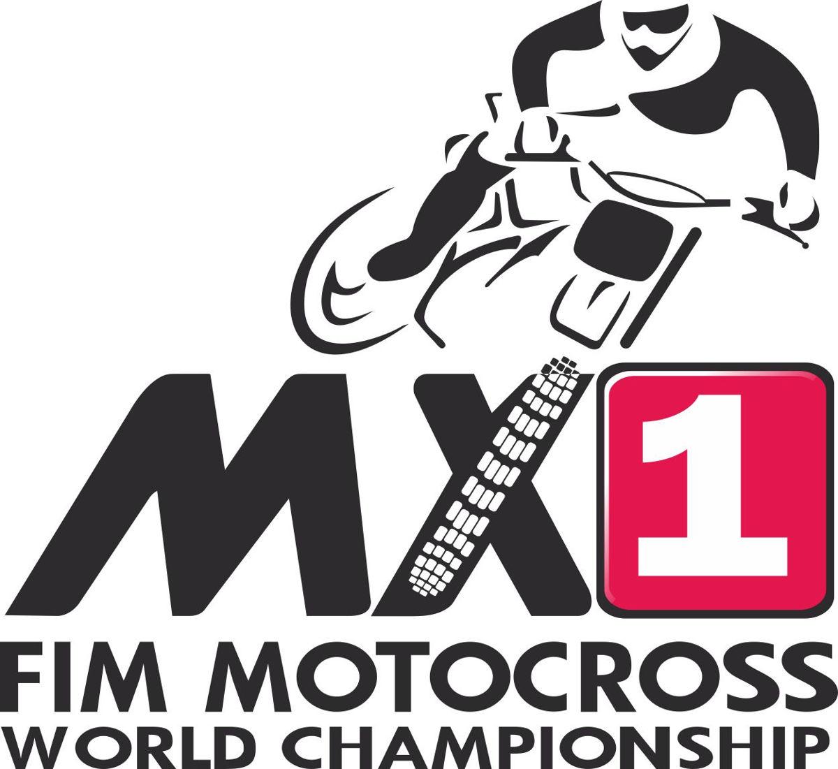 Наклейка логотип MX1