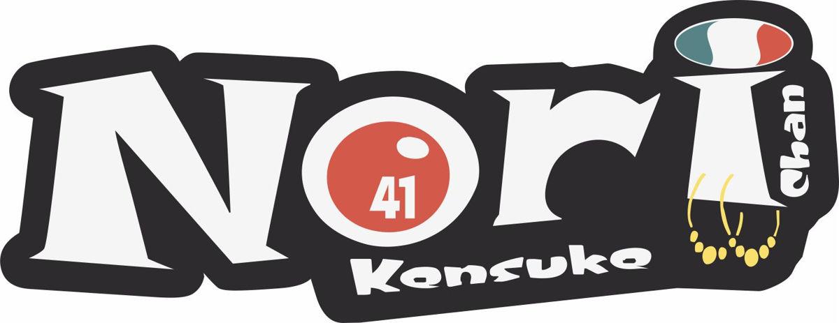 Наклейка логотип NORI