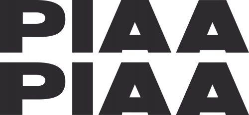 Наклейка логотип PIAA