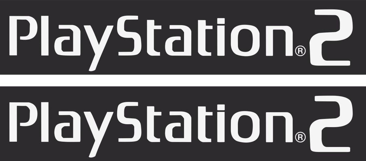 Наклейка логотип PLAYSTATION-II