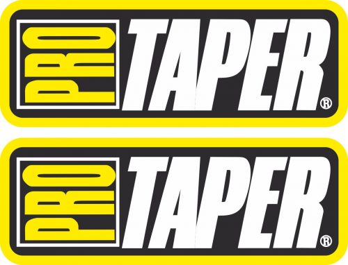 Наклейка логотип PRO-TAPER