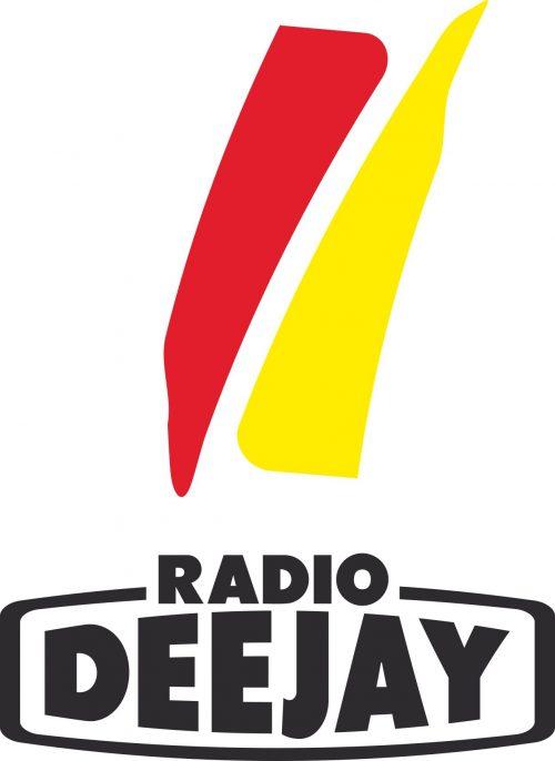 Наклейка логотип RADIO-DJ