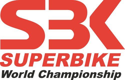 Наклейка логотип SBK-SUPERBIKE