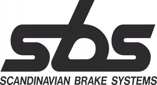 Наклейка логотип SBS-2