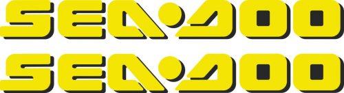 Наклейка логотип SEA-DOO