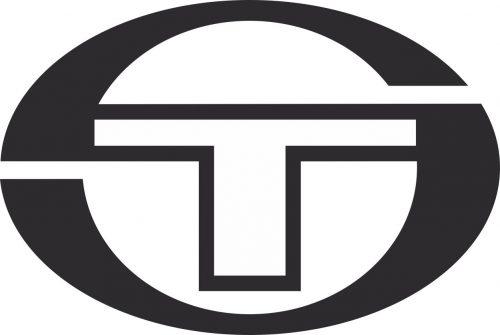 Наклейка логотип SERGIO-T