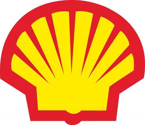 Наклейка логотип SHELL