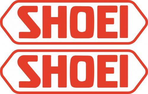 Наклейка логотип SHOEI