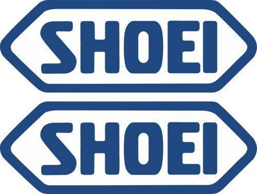 Наклейка логотип SHOEI-2