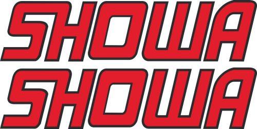 Наклейка логотип SHOWA