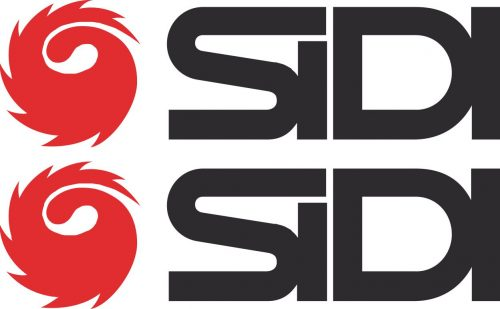 Наклейка логотип SIDI-2
