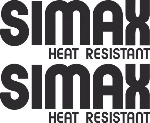 Наклейка логотип SIMAX